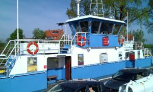 Car Ferry - Holland